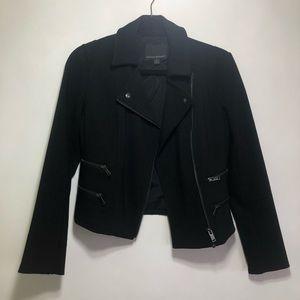 Banana Republic Black Moto Jacket